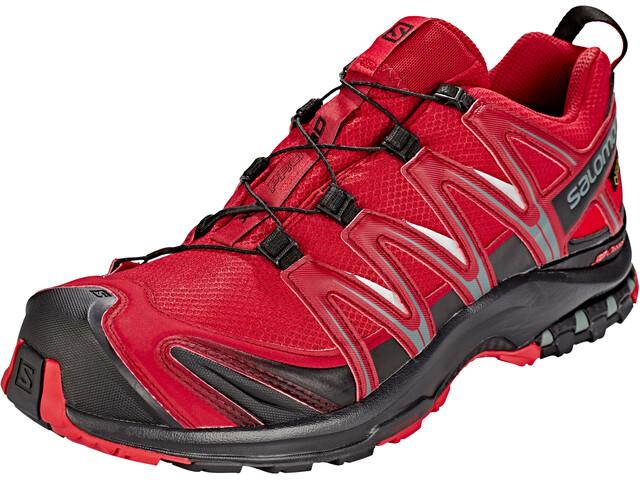 Salomon XA Pro 3D GTX Shoes Herren red dahlia/black/barbados cherry